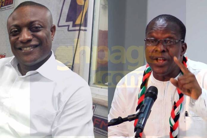 Alban Bagbin is the only honest person in NDC - Lawyer Maurice Ampaw