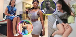 Nadia Buari makes a post on IG stating she is not fake but critics say she is jabbing Princess Shyngle
