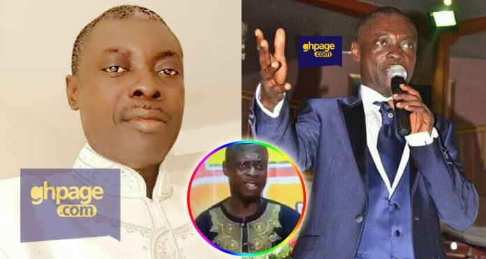 Stay home if you can't pay my consultation fees, is not by force - Kyiri Abosom