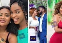"""I'm 7 months pregnant with a sexy body""-Benedicta Gafah mocks critics"