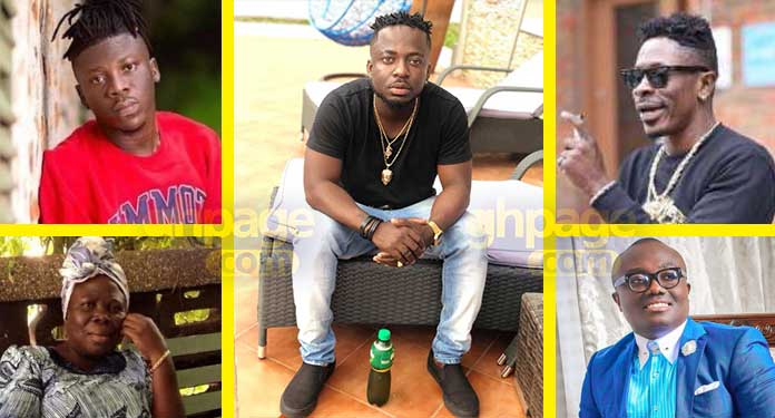 Image result for Shatta Wale-Stonebwoy's fight in London- Brother explains what transpired