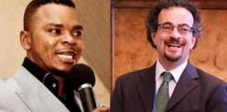 Jon Benjamin trolls Angel Obinim for his Adam and Eve comments