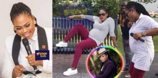 Here are the Photos of heavily pregnant Gospel artist Joyce Blessing - She is soo energetic too