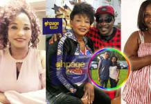Kumawood actress Kyeiwaa quits acting; now a dishwasher in the USA– Nana Yaa Brefo reveals