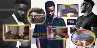 Medikal has just surprised Sarkodie with expensive footwears as a wedding gift [Video]