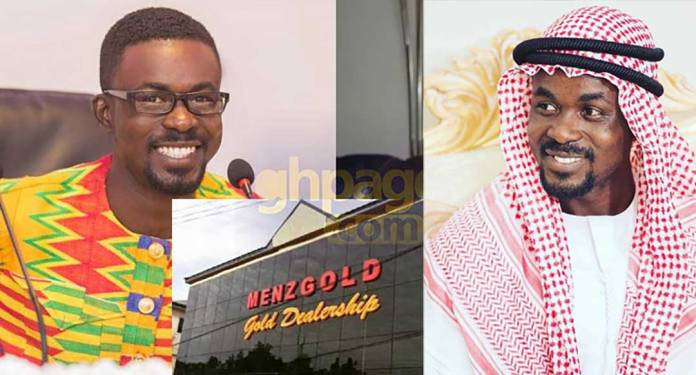 Menzgold Closed Down by Securities and Exchanges Commission