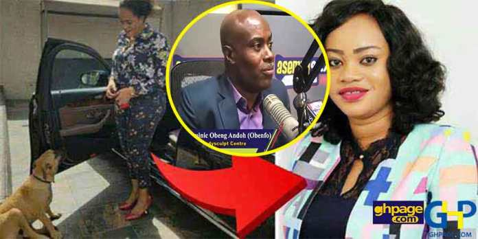Dr. Obengfo breaks the silence after Stacy's death