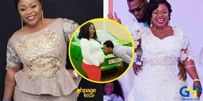 Rev Obofour celebrates wife Queen Ciara's birthday in a lavish ceremony