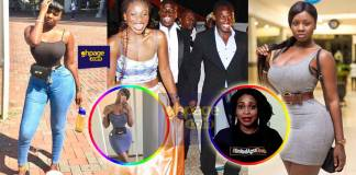 Video: Your husband is still pestering me - Princess Shyngle tells Micheal Essien's wife