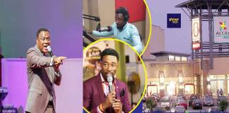 Korankye Ankrah blasts Eagle Prophet over Accra Mall prophecy