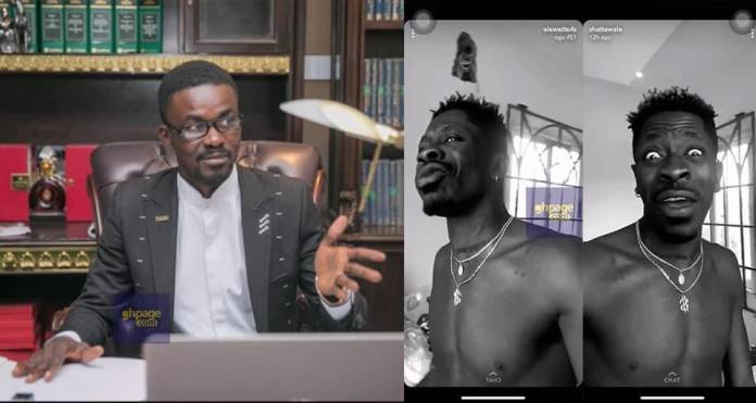 I've invested 5 million dollars into Menzgold - Shatta Wale reveals
