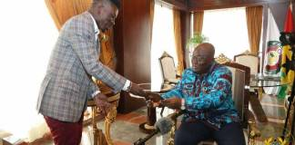 """Shatta Wale plans to release song for Akuffo Addo titled """"Nana Paper"""""""