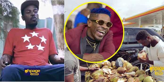 Sarkodie and Kwaw Kese are very poor now - Shatta Wale