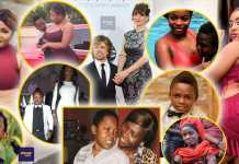 Yaw Dabo,Don Little and other diminutive actors and their partners