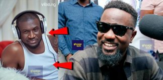 Sarkodie reacts to promoting Nigerian songs ahead of Ghanaian songs