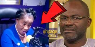 Anita Desoso is useless and ugly - Kennedy Agyapong