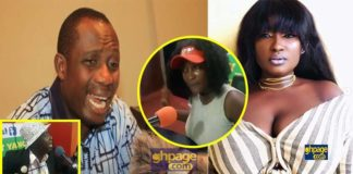 Counselor Lutterodt fights Abena Moet on live radio over Ebony Reigns