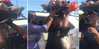 Meet Elizabeth, the UCC student who sells dried fish to support her education
