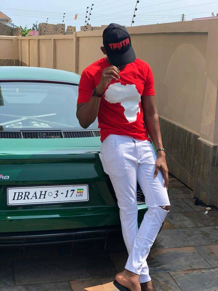 Ibrah One - Mr. Ibu is telling lies, he had stroke – Ibrah Wan