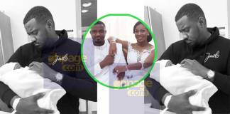 """I used double track system"" - John Dumelo tells social media user"