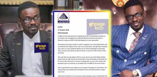 """""""Come for 50% of your principal deposit""""-New fake press statement from Menzgold states [Read]"""