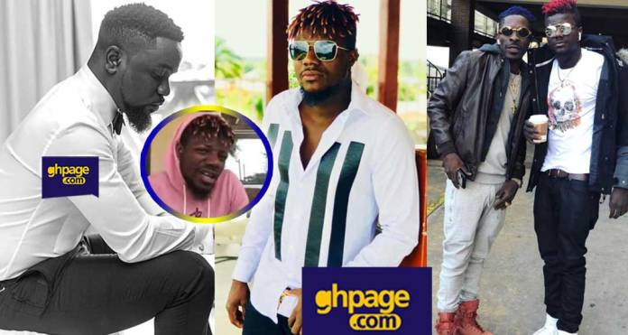 Pope Skinny explains why he endorsed Sarkodie's advice to Shatta Wale