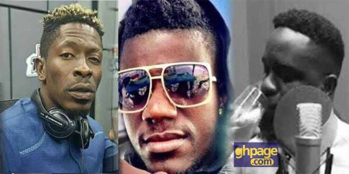 Shatta Wale finally talks about Pope Skinny tweet to Sarkodie's diss song