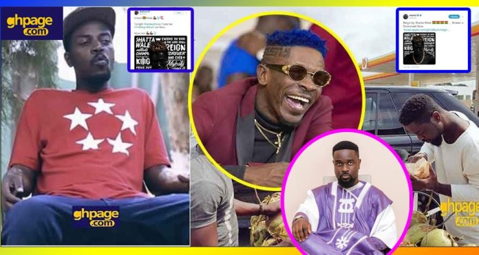 3 major reasons why Sarkodie and Kwaw Kese endorsed Shatta Wale