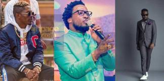 Sonnie Badu reacts to Sarkodie and Shatta Wale beef