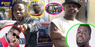 Stonebwoy and his manager vs Bulldog; blàst each other on live radio