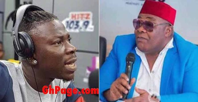 Stonebwoy send strong warning to Willie Roi in a live radio interview