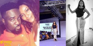 Tracy Sarkcess joins modelling stuns patrons at Glitz fashion show 2018