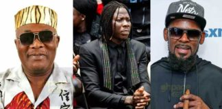 Willi Roi reacts to blocking Stonebwoy's chance to feature R Kelly