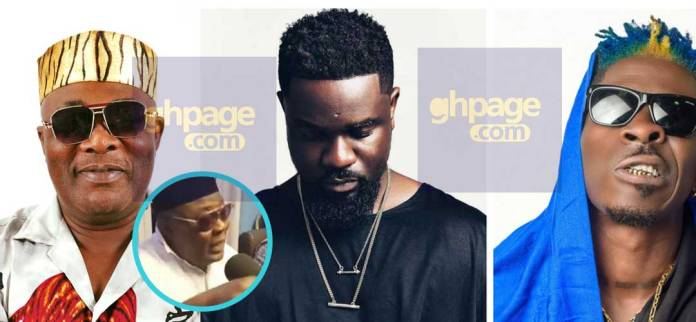 Willi Roi lashes out at Sarkodie for dissing Shatta Wale