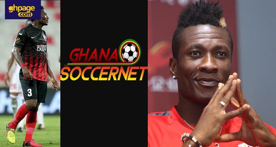Asamoah Gyan fires Ghanasoccernet