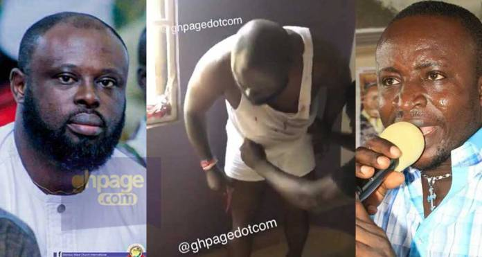 Osofo Appiah attempted to rape alady at my church-computer man