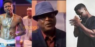 Shatta Wale failed to reply Sarkodie because he lacked lyrics - Dr. Kwesi Owusu