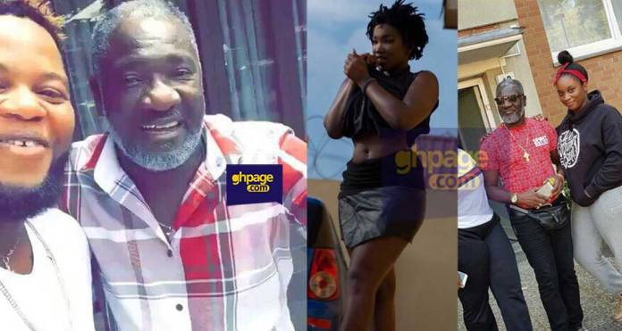 Ebony's dad wants to be called 'Real Bad Guy'-Set to release a song soon