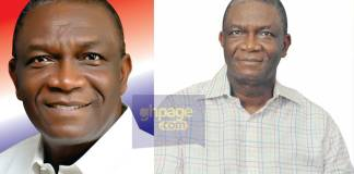 Just In: Hon. Kyeremateng Agyarko MP for Ayawaso West is reported Dead [+Photos]