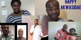 Evangelist Kwame Addai is a wife beater - In-Law