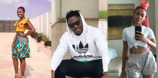 """""""Let go of that anger, bitterness & resentment"""" - Fella Makafui to Sister Debby"""