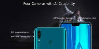 Huawei's P20 redefines Smartphone Photography Performance with AI-powered triple camera array