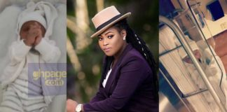 Here are more Photos of Joyce Blessing's handsome newborn son, D'Bryan