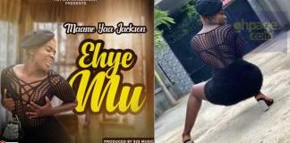 "Maame Yaa Jackson drops new song tittled ""Ehyemu"""