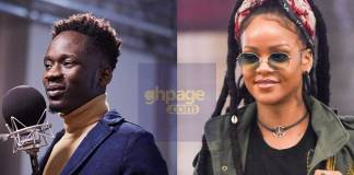 I want to have a collaboration with Rihanna - Mr. Eazi