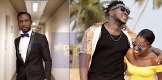 Okyeame Kwame asks Ghanaians to leave Medikal and Fella Makafui alone