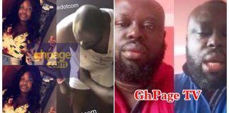 Badu Kobi's Jnr pastor caught naked on woman's bed, Appiah speaks