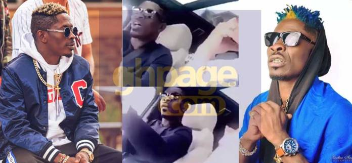 Shatta Wale insults YFM DJ's for playing