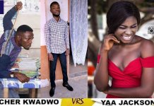 Teacher Kwadwo interviews Yaa Jackson on her recent ravings