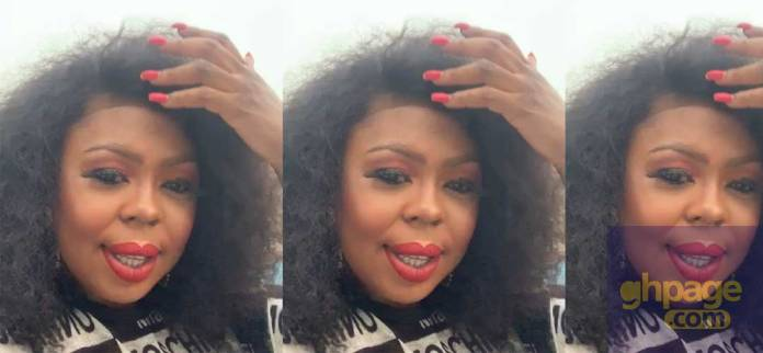 God should save women from stingy Ghanaian men - Afia Schwarzenegger